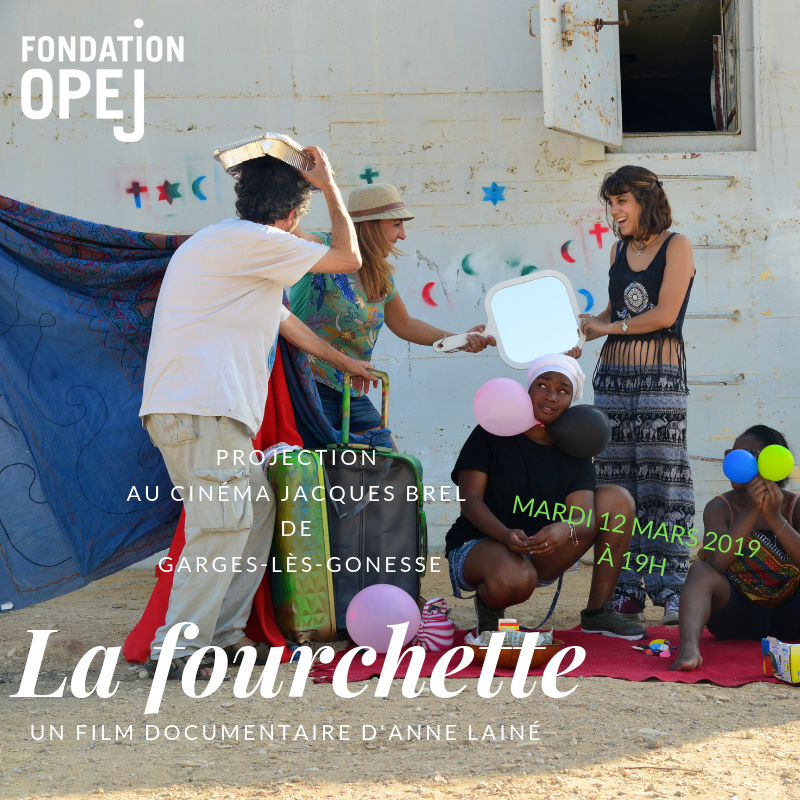 Projection du film documentaire « La Fourchette » d'Anne Lainé à Garges-lès-Gonesse
